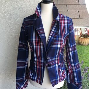 CLP collection blazer from Madrid Spain
